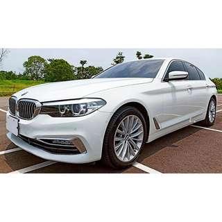 正17年 #BMW #520d #Luxury 豪華菁英版  總代理 #汎德 (保固中)
