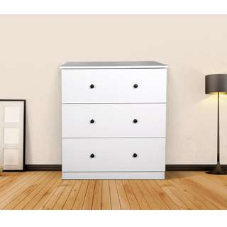 Brand New Big Size 3 Drawer Chest