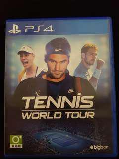 PS 4 Tennis World Tour R3