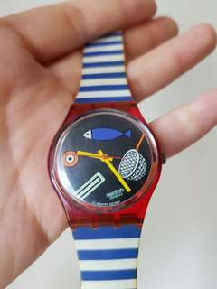 🚚 Swatch潛水錶