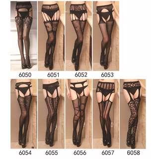Sexy Garter Belt Pantyhose Stockings