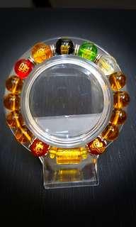 5 fortune god bracelet