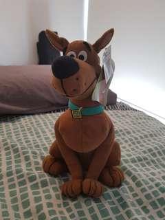 Scooby doo medium size stuffed toy