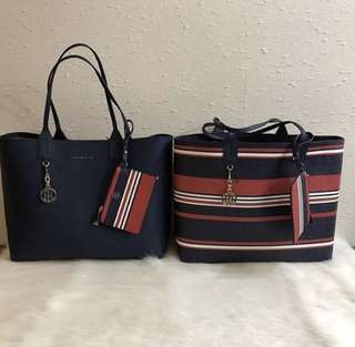 Tommy Hilfiger Reversible Tote