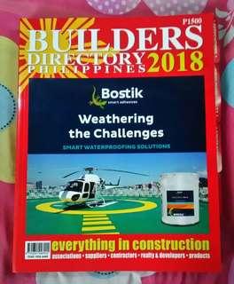Builders Directory 2018