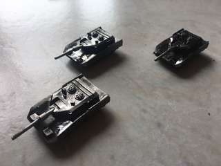 L2SG Leopard Tank and Terrex Collectibles