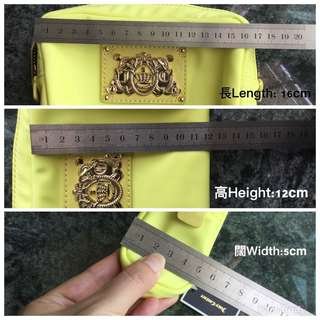 Juicy Couture Cosmetic Bag 化妝袋