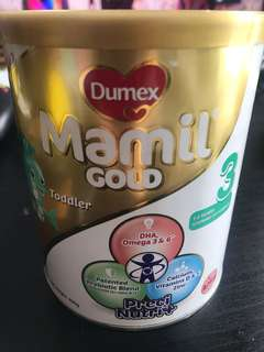 Dumex Mamil Gold Stage 3 - to trade with Similac