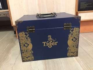 Lmited Tiger Mahjong set