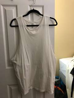 H&M muscle t shirt dress