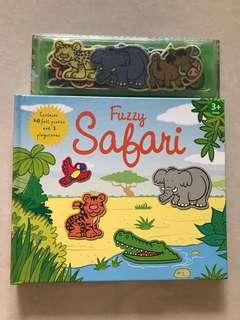 Safari Animals Playbook