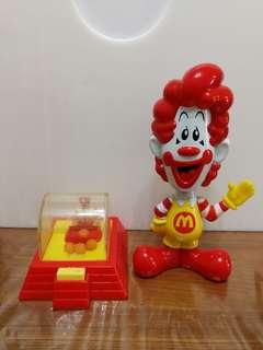 Mcd Toys Year 2001 & 2010