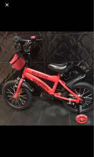 "Price reduced for 14"" kids bike"