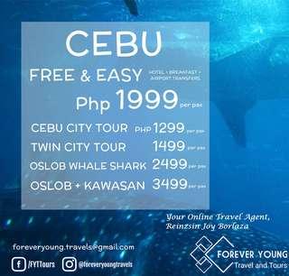 CEBU 2018 TOUR PACKAGE