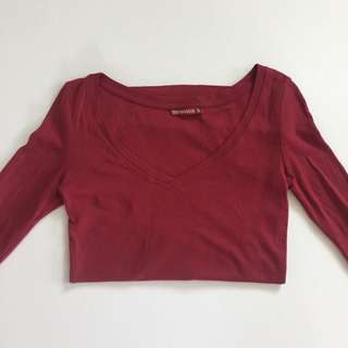 TERRANOVA V-Neck Long sleeves