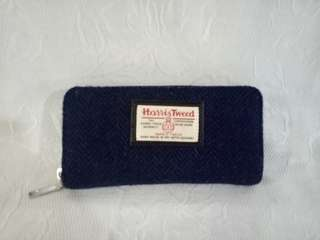 Harris Tweed long wallet