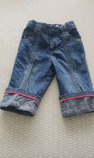 Baby Jeans for 12 to 18 months