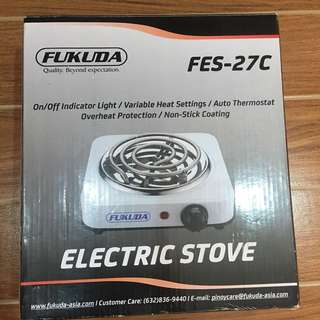 RUSH SALE!!! Electric Stove