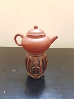 Old Chinese teapot