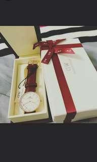 🚚 DW手錶 36mm 女生 經典盒子
