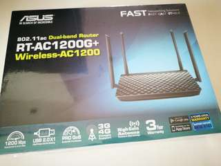 Asus Router RT - AC1200G+