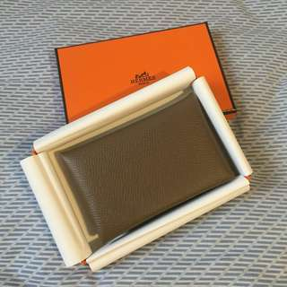 HERMÈS Card Holder