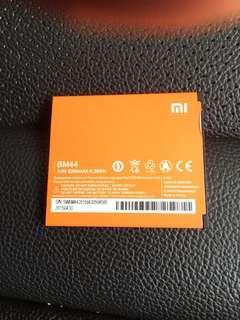 XiaoMi BM44 3.8V 2200mAh Battery