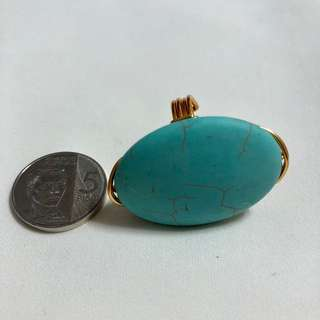 Cocktail Ring - Oval Turquoise