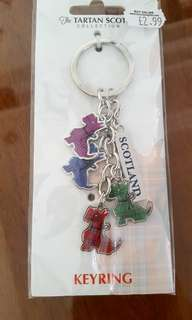 Key Chain from Scotland