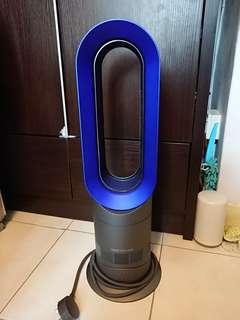 Dyson AM09 Hot + Cool 風扇暖風機 鐵藍色 香港行貨 連原裝包裝