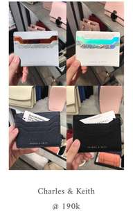 Charles & Keith Wallet / Card Holder