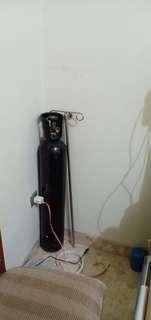 Tabung oksigen 6m3 + 2m3