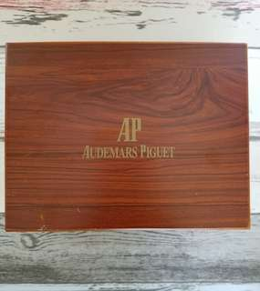 AUDEMARS PIGUET (AP) 愛彼腕錶盒