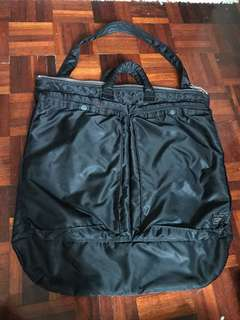Authentic porter tank bag
