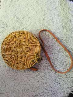 Rattan Bag from Bali