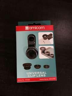 Amicom Universal Clip Lens