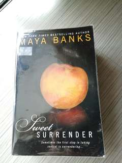 Sweet Surrender Series by Maya Banks