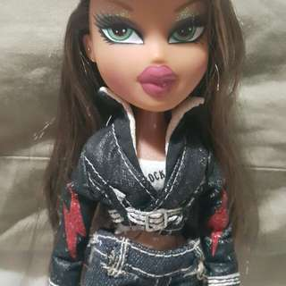 SALE!!! Bratz Rock Angelz Yasmin Doll