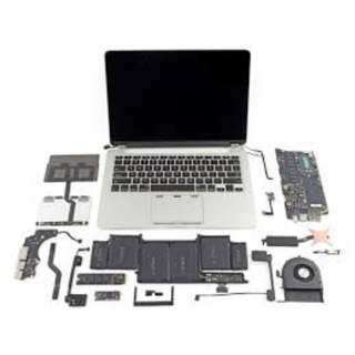 MacBook Retina Repair