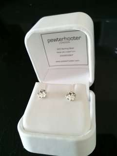 Pewterhooter London earring