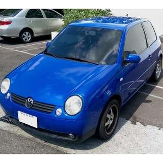 自售 2004 福斯LUPO