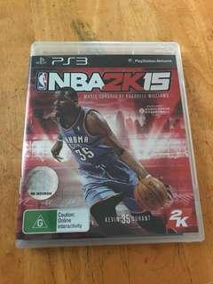 PS3 Nba 2k15