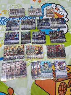 Cardfight Vanguard! Brawler Deck Big Bang Knuckle