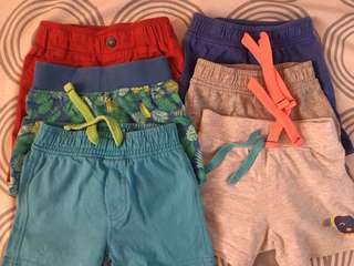 Take all mothercare Shorts