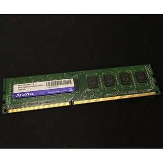 ADATA DDR3 1600Mhz 8GB Ram