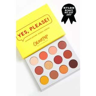 Colourpop - Yes, Please! Pressed Powder Shadow Palette