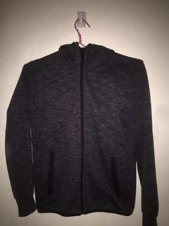 Uniqlo sweat jacket