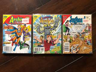 Sealed! Archie Comic Book (Bundle)