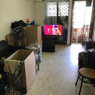 Master bedroom for rent blk 702 west coast road ($900) (No owner staying/No Agent fee)
