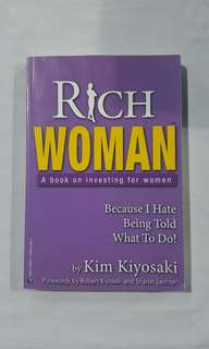 Rich Woman, by Kim Kiyosaki